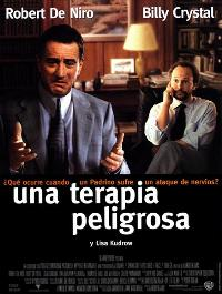 Analyze This - 11 x 17 Movie Poster - Spanish Style A
