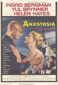 Anastasia - 27 x 40 Movie Poster - Style A