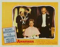 Anastasia - 11 x 14 Movie Poster - Style E