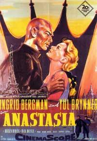 Anastasia - 11 x 17 Movie Poster - Style B