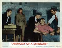 Anatomy of the Syndicate - 11 x 14 Movie Poster - Style C