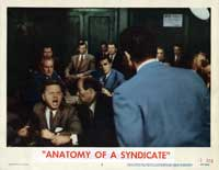 Anatomy of the Syndicate - 11 x 14 Movie Poster - Style D
