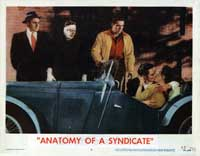 Anatomy of the Syndicate - 11 x 14 Movie Poster - Style E