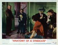 Anatomy of the Syndicate - 11 x 14 Movie Poster - Style I
