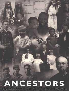 Ancestors - 11 x 17 TV Poster - Style A