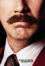 Anchorman 2: The Legend Continues - 27 x 40 Movie Poster - Style A