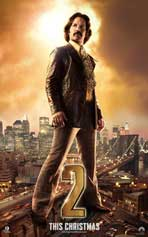 Anchorman 2: The Legend Continues - 11 x 17 Movie Poster - Style G