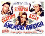 Anchors Aweigh - 11 x 14 Movie Poster - Style B