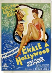 Anchors Aweigh - 27 x 40 Movie Poster - French Style A