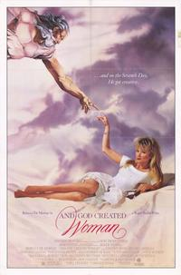 And God Created Woman - 27 x 40 Movie Poster - Style A
