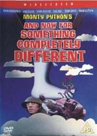 And Now for Something Completely Different - 43 x 62 Movie Poster - UK Style A