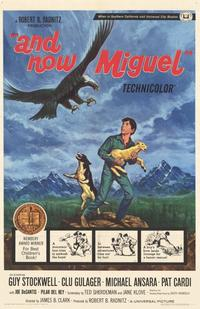 And Now Miguel - 11 x 17 Movie Poster - Style B