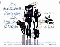 And Now My Love - 22 x 28 Movie Poster - Half Sheet Style A