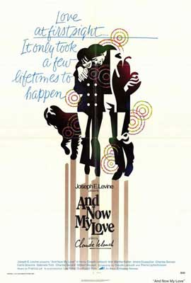 And Now My Love - 27 x 40 Movie Poster - Style A