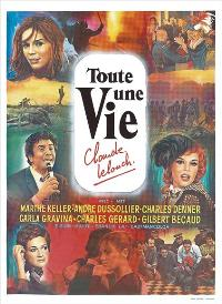 And Now My Love - 11 x 17 Movie Poster - French Style A