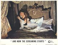 And Now the Screaming Starts - 11 x 14 Movie Poster - Style G