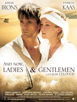 And Now...Ladies and Gentlemen - 27 x 40 Movie Poster - French Style A