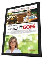 And So It Goes� - 27 x 40 Movie Poster - Canadian Style A - in Deluxe Wood Frame