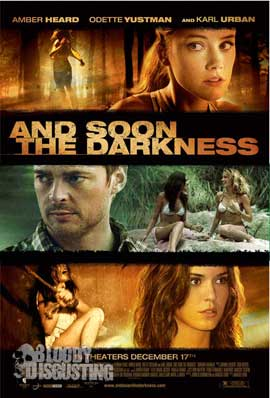 And Soon the Darkness - 11 x 17 Movie Poster - Style A