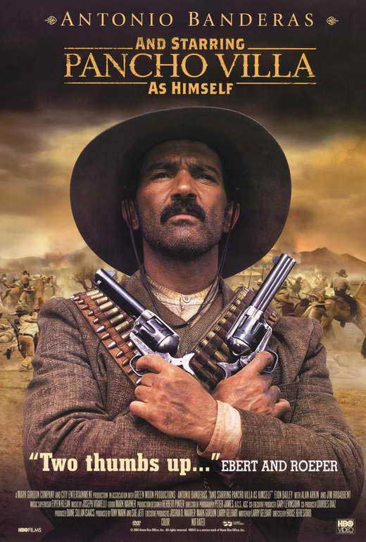 And Starring Pancho Villa As Himself Movie Posters From