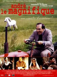Andre the Magnificent - 11 x 17 Movie Poster - French Style A