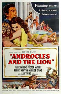 Androcles and the Lion - 11 x 17 Movie Poster - Style A