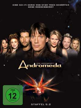 Andromeda - 11 x 17 Movie Poster - German Style A