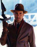 Andy Garcia - Robert Taylor as Knight