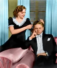 Andy Hardy Meets Debutante - 8 x 10 Color Photo #1