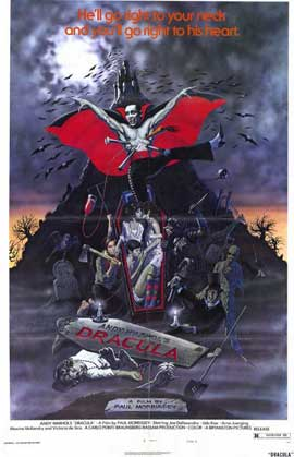Andy Warhols Blood for  Dracula - 11 x 17 Movie Poster - Style C