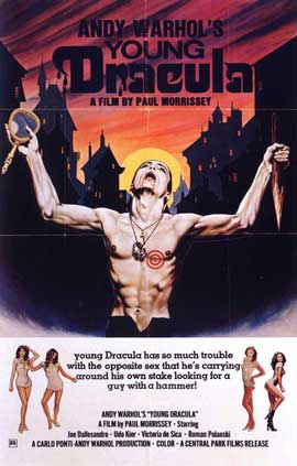 Andy Warhols Blood for  Dracula - 11 x 17 Movie Poster - Style G