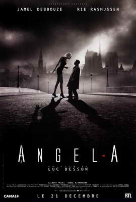 Angel-A - 27 x 40 Movie Poster - French Style A