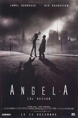 Angel-A - 11 x 17 Movie Poster - French Style C