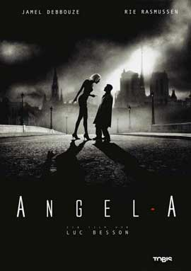Angel-A - 27 x 40 Movie Poster - German Style A