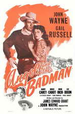 Angel and the Badman - 27 x 40 Movie Poster - Style B