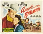 Angel and the Badman - 22 x 28 Movie Poster - Half Sheet Style A