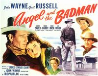 Angel and the Badman - 11 x 14 Movie Poster - Style A
