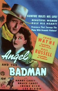 Angel and the Badman - 11 x 17 Movie Poster - Style A