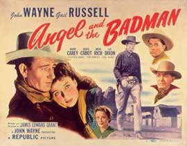 Angel and the Badman - 11 x 14 Movie Poster - Style D