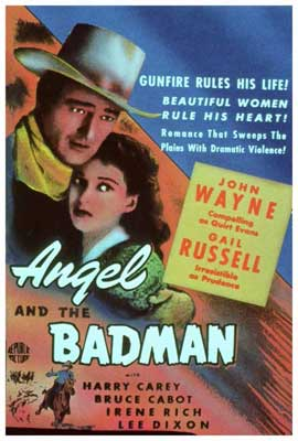 Angel and the Badman - 27 x 40 Movie Poster - Style A