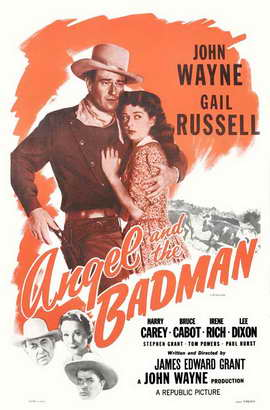 Angel and the Badman - 11 x 17 Movie Poster - Style B