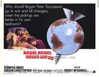 Angel, Angel, Down We Go - 11 x 14 Movie Poster - Style A