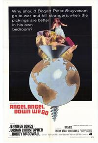 Angel, Angel, Down We Go - 27 x 40 Movie Poster - Style A