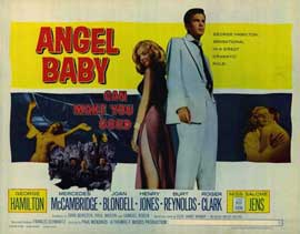 Angel Baby - 22 x 28 Movie Poster - Half Sheet Style A