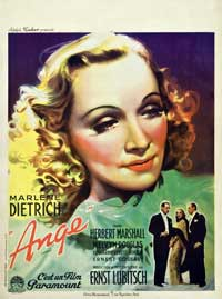 Angel - 11 x 17 Movie Poster - French Style A
