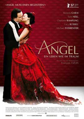 Angel - 11 x 17 Movie Poster - German Style A