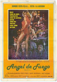 Angel of H.E.A.T. - 43 x 62 Movie Poster - Bus Shelter Style A