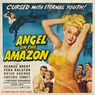 Angel on the Amazon - 30 x 30 Movie Poster - Style A