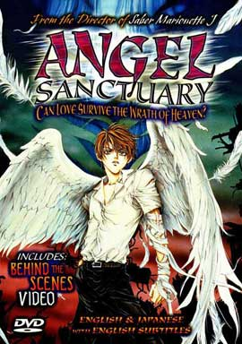 Angel Sanctuary - 11 x 17 Movie Poster - Style A