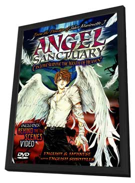 Angel Sanctuary - 11 x 17 Movie Poster - Style A - in Deluxe Wood Frame